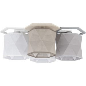 Lampa sufitowa HONEY 4 gray