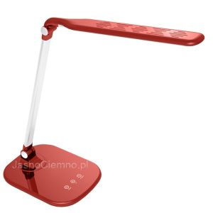 Lampa biurkowa LEMO 1 LED red