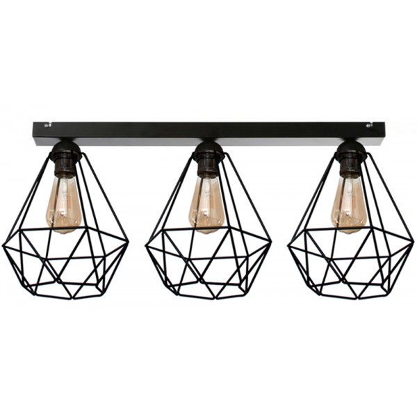 Lampa sufitowa DIAMOND 3