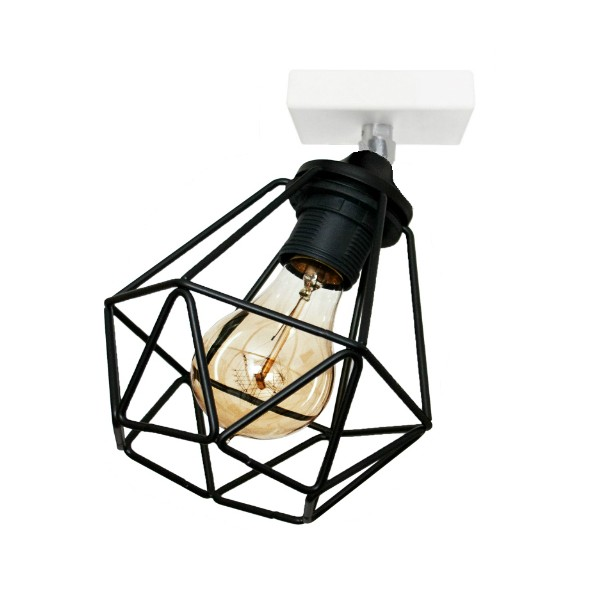 Lampa sufitowa DIAMOND 1 WHITE