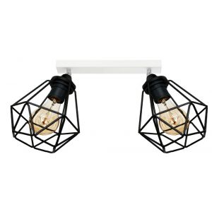 Lampa sufitowa DIAMOND 2 WHITE