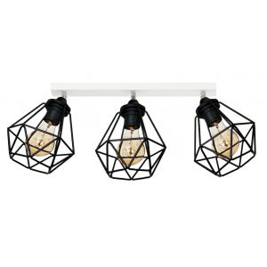 Lampa sufitowa DIAMOND 3 WHITE