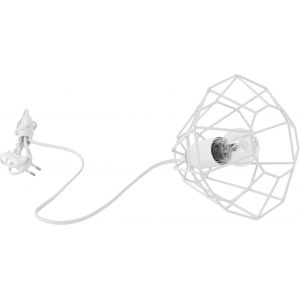 Lampa nocna DIAMONDO 1 WHITE