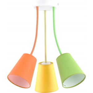 Lampa sufitowa WIRE COLOUR 3